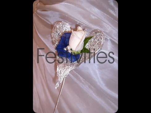 rose in heart sceptre