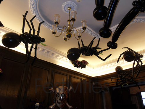 Balloon-Skull-n-balloon-spiders