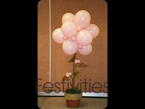 Balloon Topiary